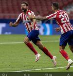 Diego Costa: Saya Tidak Handsball ketika Mencetak Gol