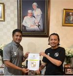 Isnan Ali Kembali Jadi Bagian Barito Putera Jelang Liga 1 2021-2022