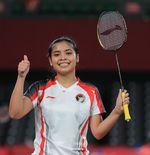 Ranking BWF: Gregoria Mariska Satu-satunya Wakil Indonesia di Olimpiade Tokyo 2020 yang Naik Peringkat