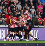 Hasil Brentford vs Liverpool: Kejar-kejaran Gol, The Reds Ditahan Imbang