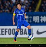 Gelandang Legendaris Gamba Osaka Resmi Debut Bersama Tim Barunya