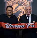 Mengejutkan, Borneo FC Resmi Ditinggal Mario Gomez dan Dua Pelatih Asing