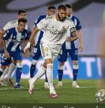 Andai Jadi Eksekutor Utama Penalti, Karim Benzema Pimpin Top Skor Liga Spanyol