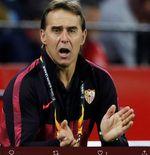 Jelang Sevilla vs Borussia Dortmund, Julen Lopetegui Sebut Lawannya Tim Kelas Dunia