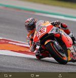 Mampu Menang di Dua Balapan Beruntun, Marc Marquez Tebar Ancaman di MotoGP 2022