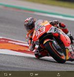 MotoGP Americas 2021: Marc Marquez Raih Modal Positif untuk Kembali Merebut Takhta Raja COTA