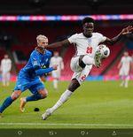 Jelang Piala Eropa 2020, Bukayo Saka Pamer Julukan Baru