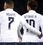 Neymar Jadi Alasan Kylian Mbappe Tak Kunjung Perpanjang Kontrak di PSG