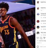 Rookie Golden State Warriors Ini Resmi Jadi Duta Produk Apparel Cina