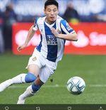 VIDEO: Momen Latihan Penyerang Asal Cina Bersama Espanyol