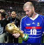 VIDEO: Perjalanan Zidane di Piala Dunia, Juara hingga Tandukan