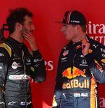 Daniel Ricciardo Enggan Bahas Isu Pindah ke Ferrari