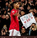 Marcus Rashford Dapat Gelar Doktor, Manchester United Bahagia