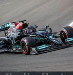 Telat Masuk Pit di F1 GP Turki, Lewis Hamilton Berselisih dengan Toto Wolff
