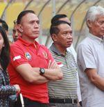 Dikritik Anggota DPR, Ketum PSSI Minta Maaf dan Sebut Sekjen Overlapping