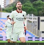 Hasil Crotone vs AS Roma: Brace Borja Mayoral Benamkan Tuan Rumah