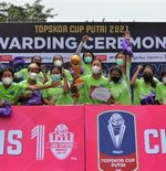 Rekap TopSkor Cup Putri 2021: BMIFA PutriBorong Gelar