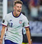 Hasil Piala Emas CONCACAF 2021: Gol Telat Hoppe Pastikan Kemenangan Dramatis Amerika Serikat