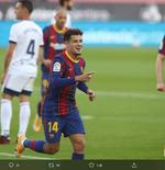 Philippe Coutinho Akui Penampilannya di Barcelona Jauh dari Harapan