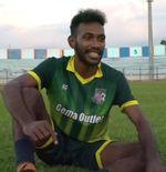 Gabung Persela, Ibrahim Musa Kosepa Antusias Debut di Liga 1 2021-2022