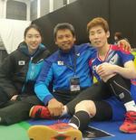 Mantan Tunggal Putra Nomor 1 Dunia Mundur dari Timnas Korea Selatan