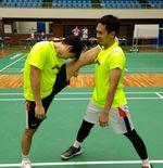 Mohammad Ahsan/Hendra Setiawan Sebut Peluang Lolos Grup D Cukup Berat