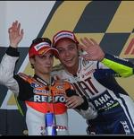 3 Sosok Rider Kedua Terbaik dalam Sejarah MotoGP