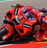 Hasil MotoGP Aragon 2021: Atasi Tekanan Marc Marquez, Francesco Bagnaia Raih Kemenangan