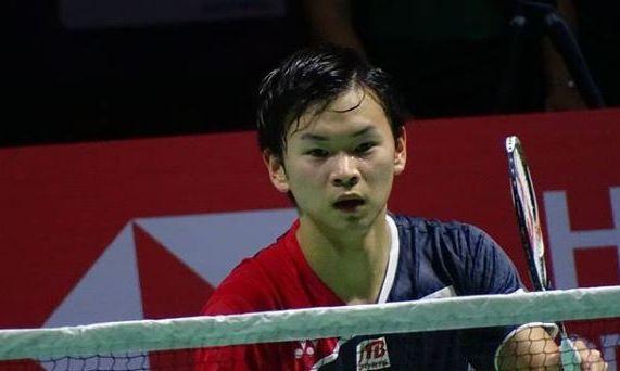 Yuta Watanabe, pebulu tangkis Jepang yang akan tampil rangkap di Olimpiade Tokyo 2020.