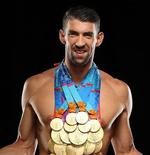 Rekor Peraih Medali Olimpiade Terbanyak dalam Satu Edisi, Michael Phelps Tak Sendirian