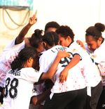 Papua Rebut Emas Sepak Bola Putri PON XX Papua 2021, DKI Jakarta Gigit Jari