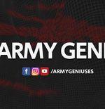 Tim Dota 2 asal Indonesia, Army Geniuses  Berhasil Juara OEDL Fall Invitational 2021