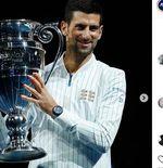 Samai Rekor Pete Sampras, Novak Djokovic Merasa Tahun Ini Aneh