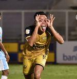 TopSkor Sementara Liga 2 2021, Sekarang Diisi Dua Penyerang