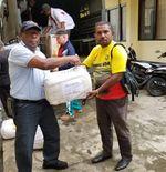 KONI Papua Serahkan Pelaratan Pendukung Latihan Atlet Atletik untuk PON 2021