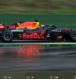 Hasil Kualifikasi F1 GP Belgia 2021: Max Verstappen Sabet Pole Position, George Russell Bikin Kejutan