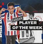Pemain PSG Pati Raih Gelar Player of The Week IFeL Liga 2 Pekan Keenam