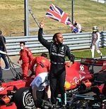 Daftar Gaji Pembalap F1 2021:  Verstappen Rp301 Miliar, Hamilton Lebih Tinggi