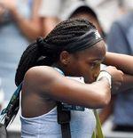 Australia Open 2020: Gagal Lanjutkan Kejutan, Coco Gauff Menangis