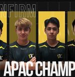 Bungkam Tim Indonesia, QConfirm Juara PUBG Continental Series Asia Pasifik