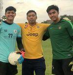 Kiper Timnas Indonesia U-19 Pilih Latihan Private dengan Pelatih SSB Putra Ralin