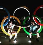 Romantis, Atlet Anggar Argentina Dilamar Pelatih Usai Tersingkir di Olimpiade Tokyo 2020