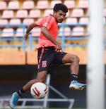 Gelandang Borneo FC Tak Masalah Sering  Dijadikan ''Musafir''