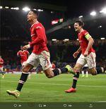 Hasil Manchester United vs Atalanta: Comeback, Gol Cristiano Ronaldo Menangkan Setan Merah