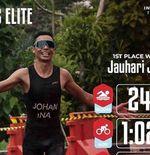 Triatlit Nasional Ikut Ramaikan Kejuaraan Duathlon yang Diadakan Herbalife Nutrition