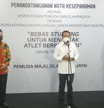 Menpora Minta Timnas Indonesia Serius Hadapi 3 Laga Kualifikasi Piala Dunia 2022