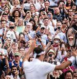 Roger Federer Pastikan Absen Lebih Lama untuk Pemulihan Cedera Lutut