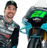 Bos Yamaha Pastikan Franco Morbidelli Membalap di Tim Pabrikan Musim Depan