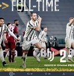 Hasil Liga Italia: Juventus Berhasil Comeback Kontra Torino