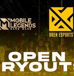 Bren Esports Buka Trial untuk Divisi Mobile Legends